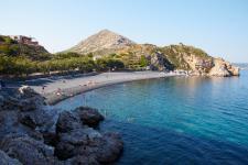 Μαύρα Βόλια, Χίος, Ελλάδα