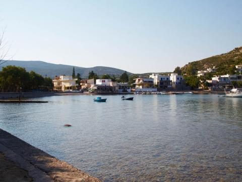 Emporios Bay, Emporios Port Chios, Greece