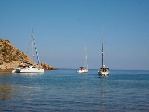 Emporios, Chios, Greece
