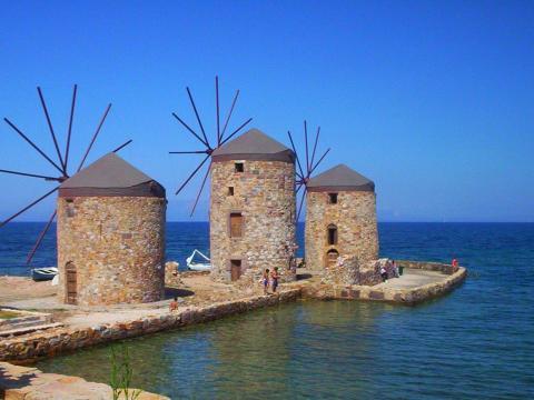 Ιστορία της Χίου, Χίος, Ελλάδα