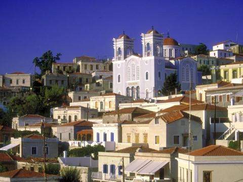 Oinouses, Chios, Greece