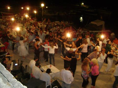 Cultural Dancing Festivals, Chios, Greece