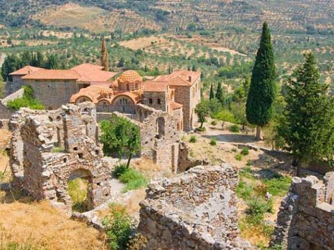 Nea Moni, Chios, Greece
