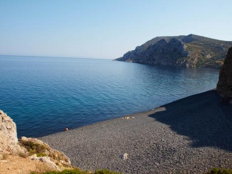 Foki Beach, Emporios Chios Greece