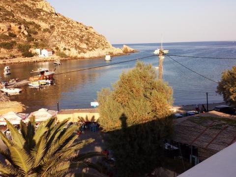 Emporios Bay, Emporios Port, Chios, Greece