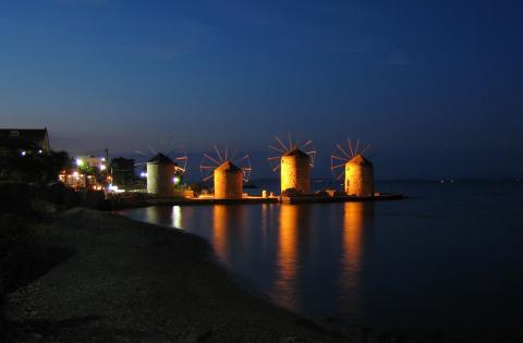 Chios History, Chios, Greece
