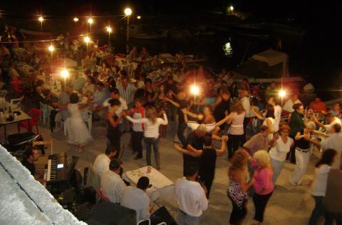 Cultural Dancing Festivals, Chios, Greece